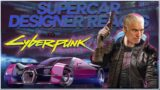 World Renowned Supercar Designer Reacts to Cyberpunk 2077 Vehicles!