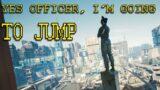 CLIMBING A TOWER IN CYBERPUNK 2077 – DTR Tower (Japantown)