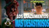 CYBERPUNK 2077 NO ES EL UNICO!! LOS LANZAMIENTOS MAS DESASTROSOS DE LA HISTORIA DE LOS VIDEOJUEGOS
