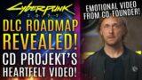 Cyberpunk 2077 – New Emotional Video Reveals DLC Roadmap, Patch Updates and Heartfelt Apology!