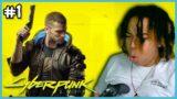 I'm A STREET KID In NIGHT CITY   CyberPunk 2077 GAMEPLAY (#1)