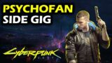 Psychofan: Shrine Room Code | Side gig | Cyberpunk 2077 Walkthrough