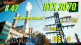 CYBERPUNK 2077 RTX 3070 RAY TRACING ULTRA 4K Gameplay part 47