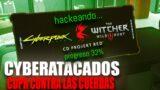 CYBER ATACADOS!!CD PROJECTK RED CONTRA LAS CUERDAS | DATOS DE CYBERPUNK 2077 Y THE WITCHER 3 ROBADOS