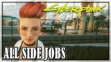 Cyberpunk 2077 – All Side Jobs