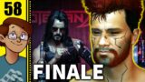 Let's Play Cyberpunk 2077 Part 58 FINALE – Belly of the Beast