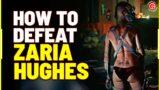 How to Defeat Zaria Hughes in Cyberpunk 2077  | Cyberpsycho Sighting Bloody Ritual