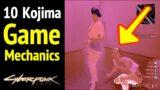 10 Kojima Game Mechanics in Cyberpunk 2077: Metal Gear Solid Influences