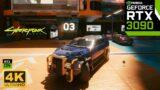 Cyberpunk 2077 Free Roam Driving Gameplay : SUV Truck | RTX 3090 MAX SETTINGS 4K Ray Tracing