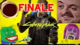 Forsen Plays Cyberpunk 2077 – Finale (With Chat)