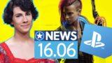 Cyberpunk 2077 wieder im PlayStation-Store – News