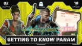 CYBERPUNK 2077, C2E18: Getting to Know Panam (Nomad Lifepath)
