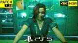 CYBERPUNK 2077 PATCH 1.23 HOTFIX PS5 Gameplay – Free Roam Gameplay #6