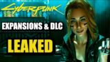 Cyberpunk 2077 Expansions & DLC Leaked   Story, Apartments + More   And What We Hope To See In Them