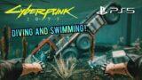 Cyberpunk 2077 PS5 Gameplay Free Roam
