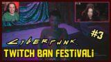 Cyberpunk 2077 Twitch Ban Festivali (Dildoyu Katana Gibi Kullanan Adam)   En Komik Ve Buglu Anlar
