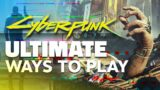 FIXING Cyberpunk 2077 with 100+ Mods.