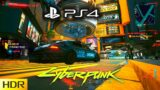 CYBERPUNK 2077 PATCH 1.3 BIGGEST UPDATE – PS4 Slim Gameplay & Graphics Test Part 5