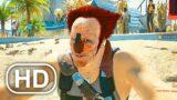 CYBERPUNK 2077 Killer Clown Boss Fight OZOB BOZO Gameplay