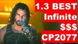 BEST infinite $$$ 1.3 exploit after update  of Cyberpunk 2077, $1MM+ per hour crafting